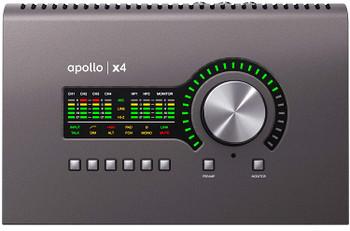 Universal Audio Apollo x4 Heritage Edition - Thunderbolt 3 Interface