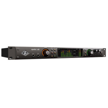 Universal Audio Apollo x8 Heritage Edition 18x24 Thunderbolt 3 Interface