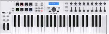 Arturia KeyLab 49 Essential Controller Keyboard - White