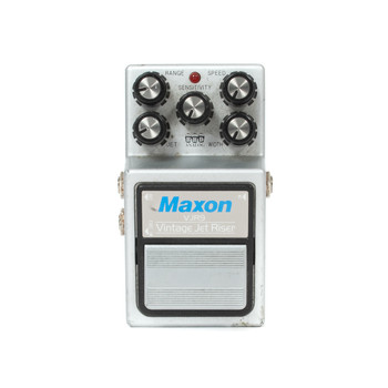 Maxon VJR9 Vintage Jet Riser Analog Flanger Pedal (USED) xH057