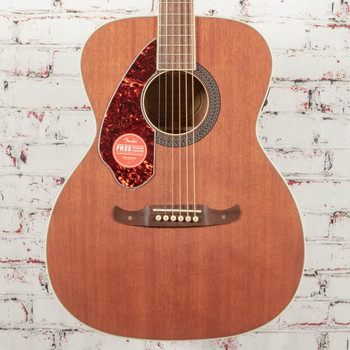 Fender B-Stock Tim Armstrong Hellcat LH Acoustic Electric Guitar, Walnut Fingerboard, Natural
