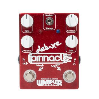 Wampler Pinnacle Deluxe Distortion Pedal (USED) x6689