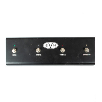 EVH 4-Button Foot Switch (USED) x2484