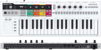 Arturia Keystep Pro Portable Keyboard Controller
