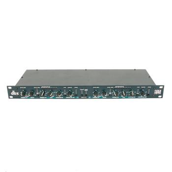 dbx 166A 2-Channel Compressor/Limiter x0223 (USED)