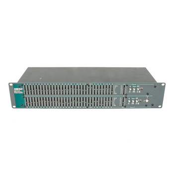 Ashly Audio MQX-2310 Dual 31-Band Graphic Equalizer x7259 (USED)