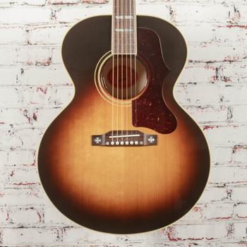 Gibson J-185 Original Acoustic Guitar Vintage Sunburst x1060