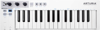 Arturia Keystep MIDI Controller - White