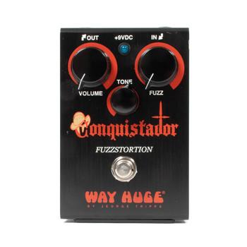 Way Huge Conquestador Fuzzstortion Pedal (USED) xG873