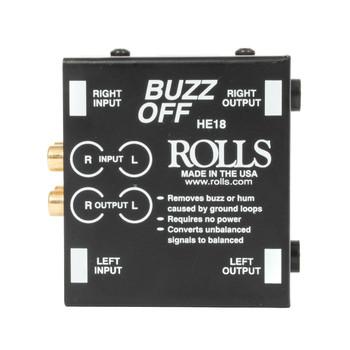 Rolls Buzz-Off HE18 Ground Buzz Eliminator (USED) x2885