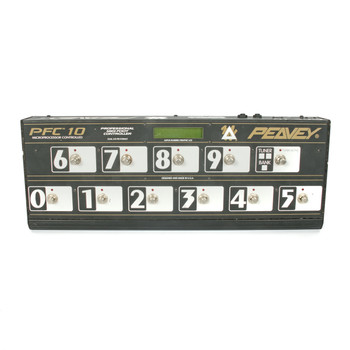 Peavey PFC10 Professional MIDI Foot Controller (USED) x5062