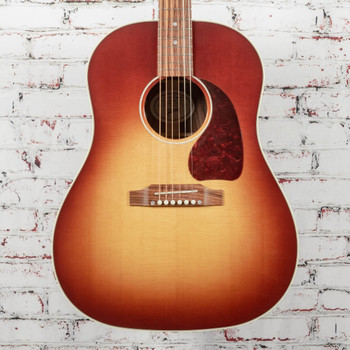 Gibson J-45 Studio Rosewood Acoustic Guitar Rosewood Burst x1015