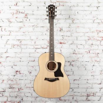 Taylor 317e Acoustic/Electric Guitar Natural x1137