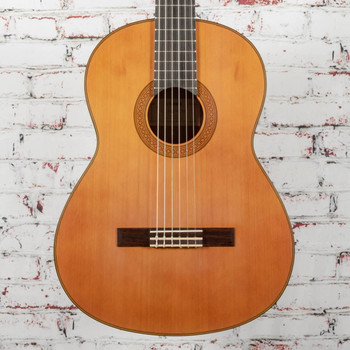 Yamaha CG122MCH Classical Acoustic Guitar x0123