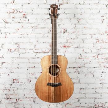 Taylor GS Mini-E Koa Acoustic Electric Bass Natural Koa x1184