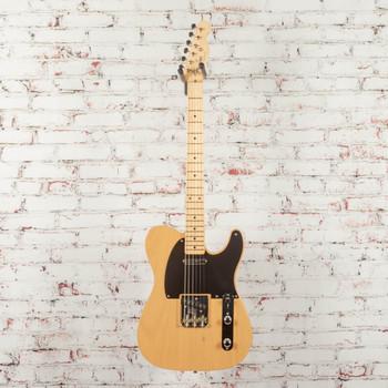 Fender American Original 50's Telecaster Electric Guitar Butterscotch Blonde x3764