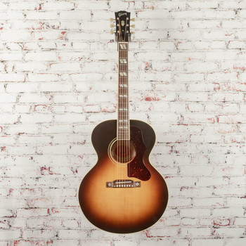 Gibson J-185 Original Acoustic Guitar Vintage Sunburst x1082