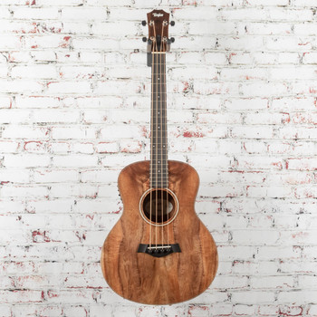 Taylor GS Mini-E Koa Acoustic Electric Bass Natural Koa x1274
