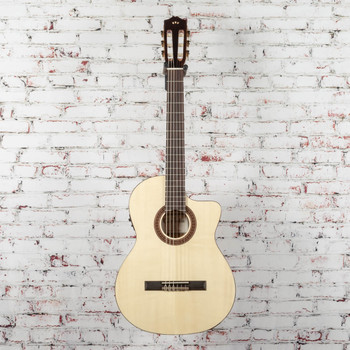 Cordoba C5-CET Limited Edition Classical Acoustic Guitar Natural Spalted Maple x2959