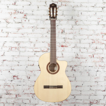 Cordoba C5-CET Limited Edition Classical Acoustic Guitar Natural Spalted Maple x2960
