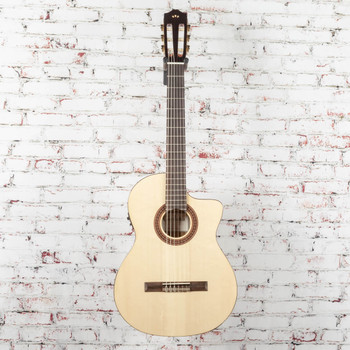 Cordoba C5-CET Limited Edition Classical Acoustic Guitar Natural Spalted Maple x2961