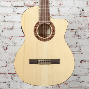 Cordoba C5-CET Limited Edition Classical Acoustic Guitar Natural Spalted Maple x2963