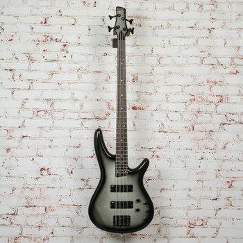 Ibanez Soundgear Gio 4-String Electric Bass Silver x0237 (USED)