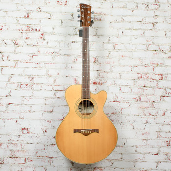 Charvel Model 625 Acoustic Guitar Natural x9691 (USED)