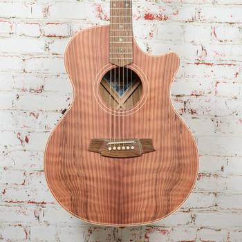 Cole Clark Angel 2 Series Redwood Blackwood Acoustic-Electric Guitar x7393 (USED)