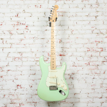 2019 Fender Player Stratocaster Maple Fingerboard Limited Edition Electric Guitar Surf Pearl x6853 (USED)