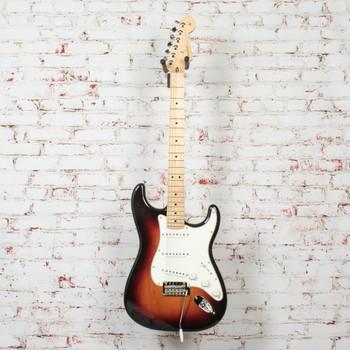 2019 Fender Player Stratocaster®, Maple Fingerboard, 3-Color Sunburst x5486 (USED)