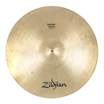 "Zildjian A-Medium Crash 20"" x2563 (USED)"