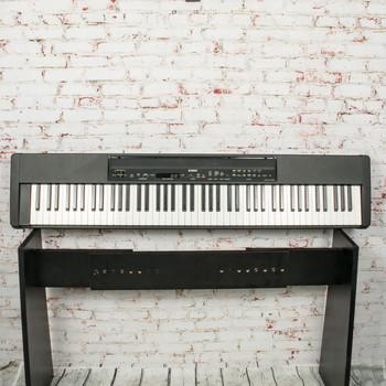 Yamaha P80 Digital Piano w/ Pedal, Cover, Manual, PSU x6332 (USED)