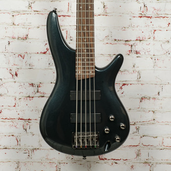 Ibanez SR305 5-String Electric Bass Iron Pewter x1612 (USED)