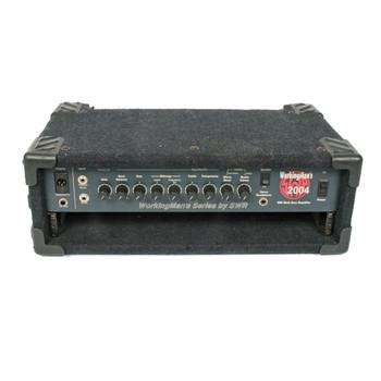 SWR Workingman 2004 Bass Head x3864 (USED)
