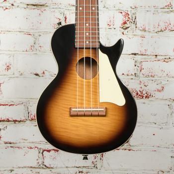 Epiphone Les Paul Acoustic/Electric Ukulele Outfit (Concert)  Vintage Sunburst x6468