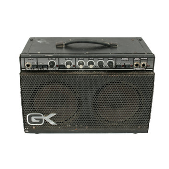 Gallien-Krueger 250ML 100-Watt Stereo Lunchbox Guitar Combo x7193 (USED)