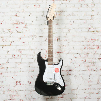 Squier Affinity Series™ Stratocaster®, Laurel Fingerboard, Black x7199
