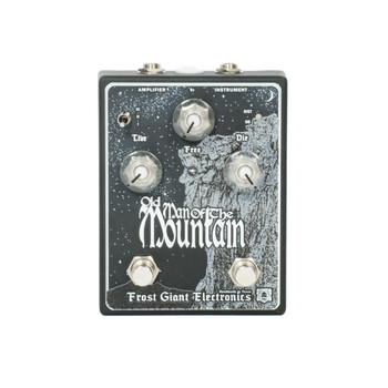 """Frost Giant Electronics """"Old Man Of The Mountain"""" The Mountain V3 Fuzz Manchester Music Mill Exclusive"""