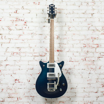 Gretsch G5232T Electromatic Double Jet FT Electric Guitar Midnight Sapphire x0967