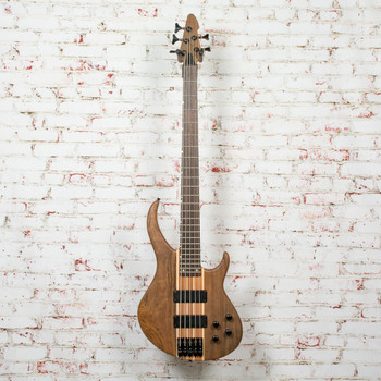 Peavey Grind 5-String Electric Bass Natural w/ HSC x3051 (USED)