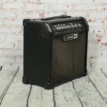 Line 6 Spider IV 15 15 watt Guitar Amp x0082 (USED)