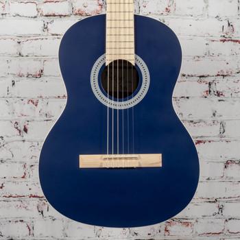 Cordoba C1 Matiz Classical Acoustic Guitar Classic Blue x9764