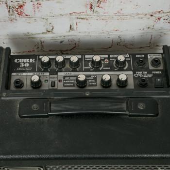 "Roland CUBE-30 2-Channel 30-Watt 1x10"" Guitar Combo x7382 (USED)"