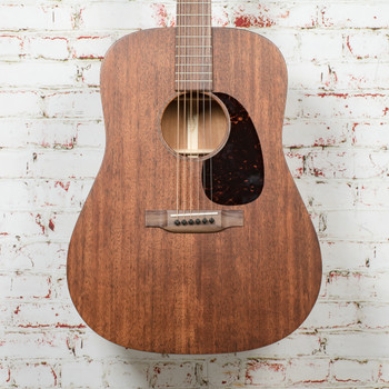 2021 Martin D-15M Acoustic Guitar Natural x4488 (USED)