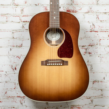Gibson J45 Studio Walnut Acoustic Electric Guitar Walnut Burst with Case x1111 (USED)