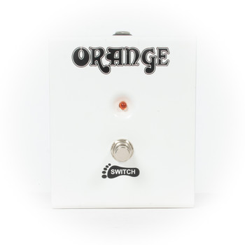 Orange One-Button Footswitch (USED) x2499