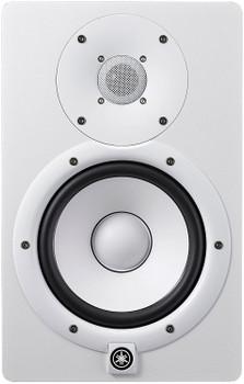 Yamaha HS7W 7-Inch Powered Studio Monitor Speaker, White