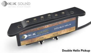 K&K Double Helix Solo Acoustic Pickup
