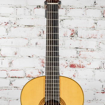 Yamaha B-Stock GC32S Classical Acoustic Guitar - Spruce - Natural w/Case x690a